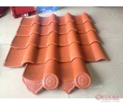 榕瓷瓦业有限公司西式瓦厂家