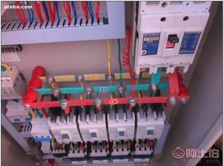led显示屏plc多功能配电箱