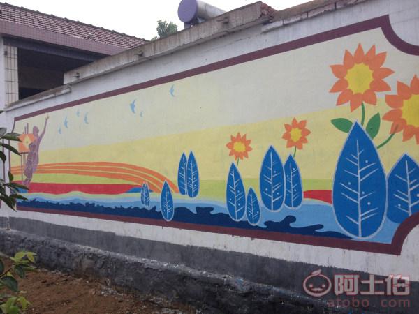 3d壁画,传统文化国学壁画,幼儿园壁画,中小学宣传教育壁画,寺庙背景墙