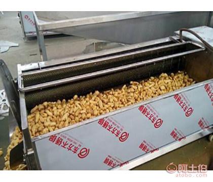 土豆清洗设备,马铃薯清洗机