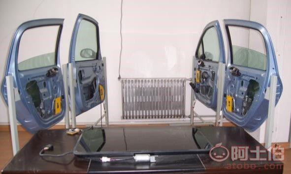 详细介绍 价格: 电议基于实际汽车车门总成平台设计,用于轿车车窗
