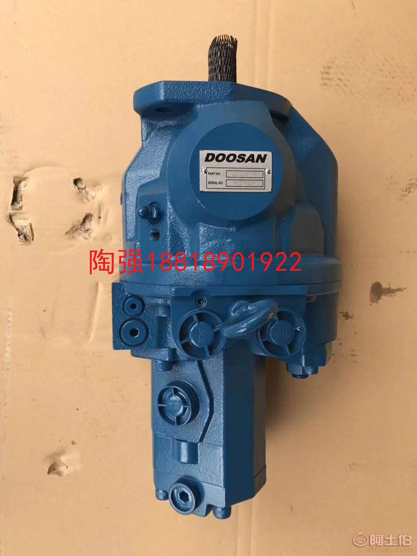 现代60液压泵ap2d25图片