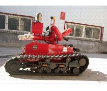 灭火机器人|山东硅兔智能