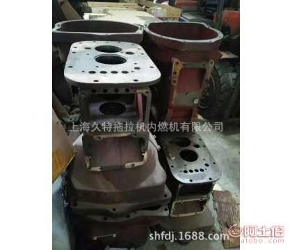 【上海纽荷兰SNH654、SNH704拖拉机变速箱图纸6线上海号图片